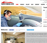 Classic Auto Body Repair Shop in Los Angeles