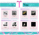 Jewelry website development using aJaX and aSP.NET 2.0 and backend service application for ValuableGifts.com